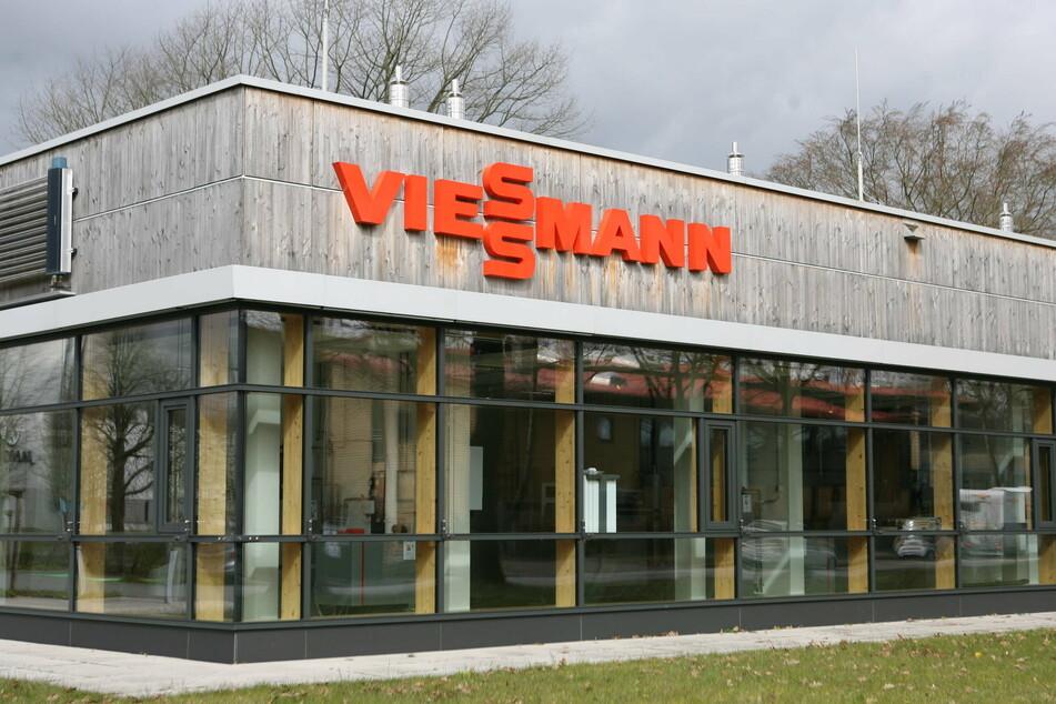 Eine Viessmann-Filiale in Hamburg.
