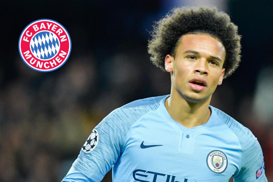FC Bayern: Deswegen steht die Sané-Verpflichtung vor dem Aus!