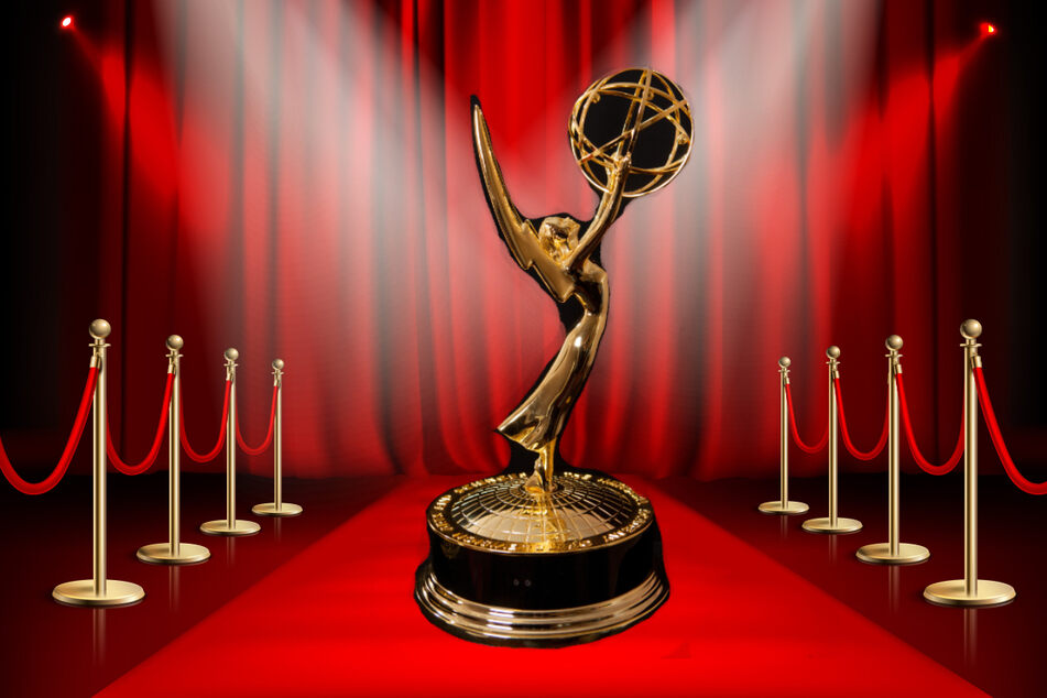 The Emmy Awards will air live from Los Angeles on Sunday night.