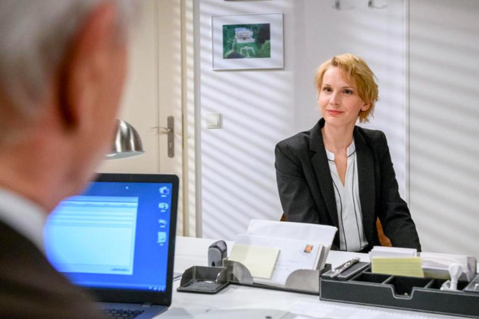 Ilona (Jenny Langner) macht Werner (Dirk Galuba) ein Angebot. Wie wird er reagieren?