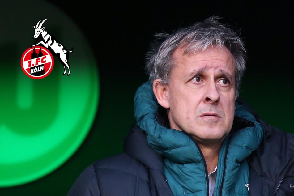 Weltmeister Littbarski sorgt sich um den 1. FC Köln