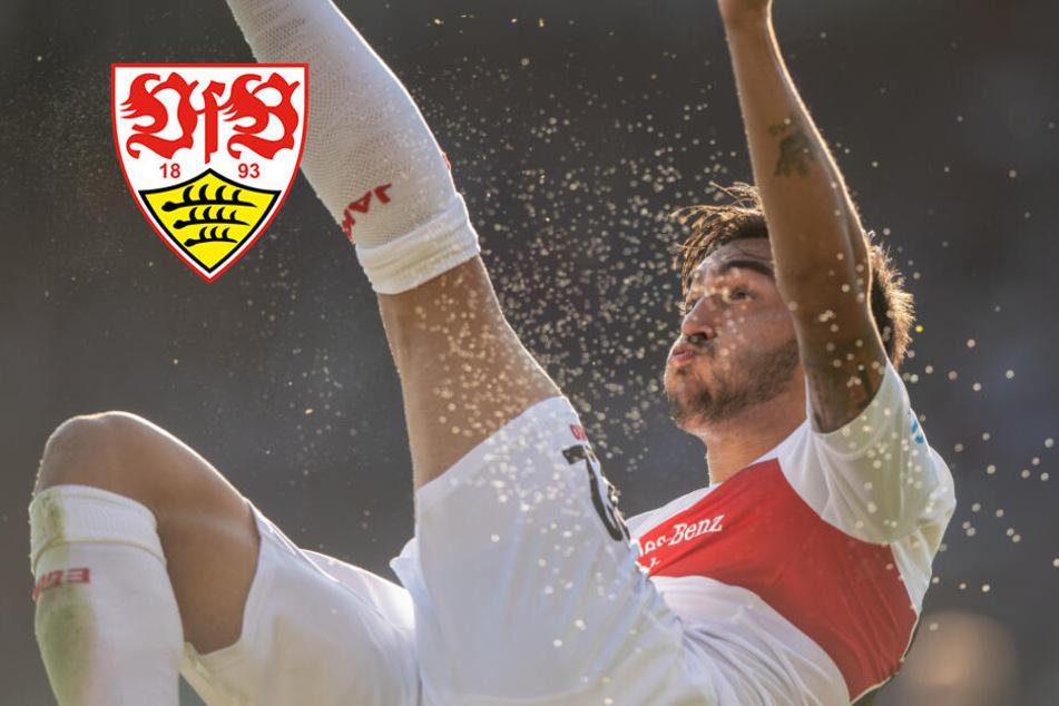 Verletzten-Situation beim VfB Stuttgart: Nicolas Gonzalez droht auszufallen!