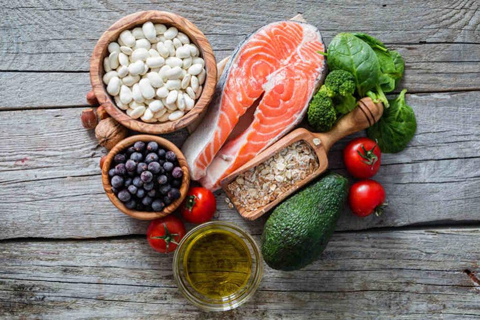 Die richtige Ernährung kann vor Her-Kreislauf-Krankheiten schützen!