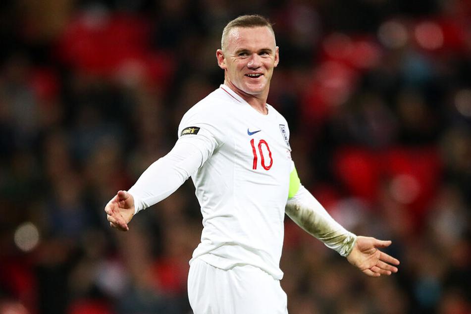 120 Länderspiele für England, 53 Tore: Kein Wunder, dass Wayne Rooney seine Klasse auch in den USA immer wieder unter Beweis stellt.