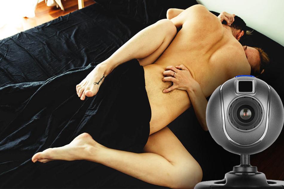 Kriminelle hacken Smart-TV-Webcam und filmen Pärchen beim Sex