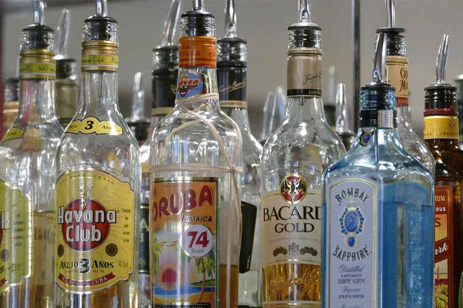 Inzwischen saufen sich wieder mehr Jugendliche ins Alkoholkoma.