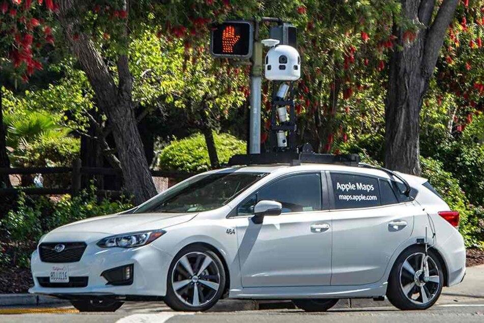 Apple schickt Kamera-Autos durch Sachsen: Das müsst Ihr jetzt wissen!