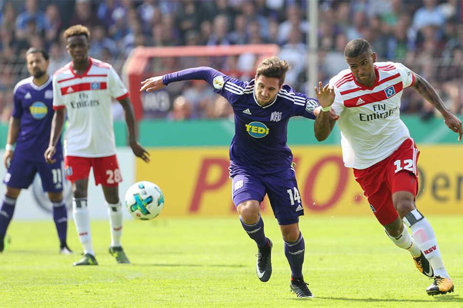 Für den HSV war es ein peinlicher Auftritt in Osnabrück.