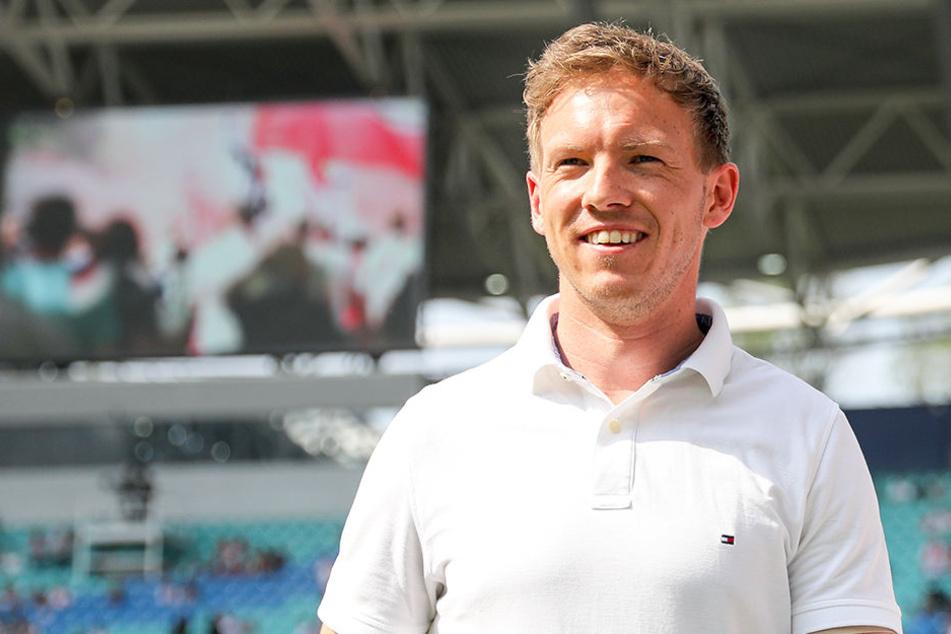 Julian Nagelsmann (30) übernimmt ab Sommer 2019 den Trainerposten in Leipzig.