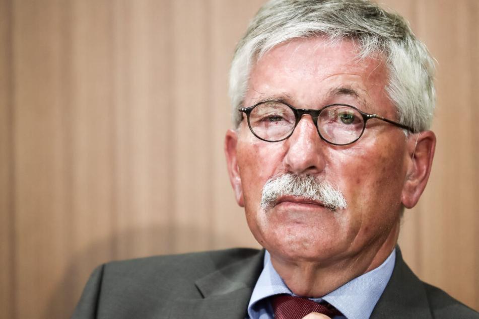 Sarrazin darf aus der SPD geworfen werden.