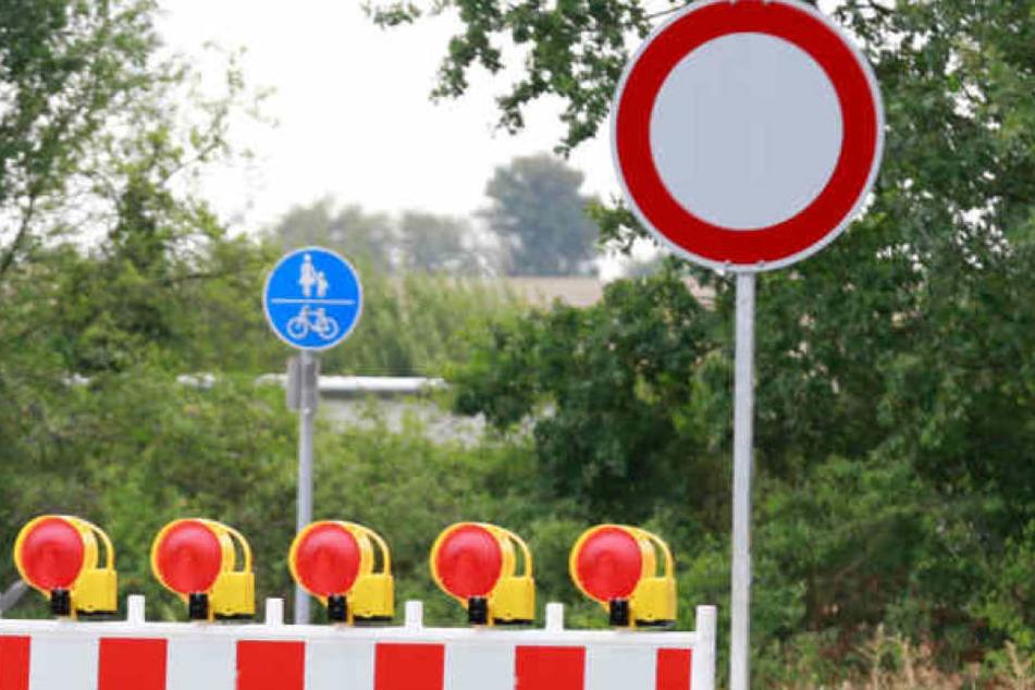 Achtung Vollsperrung in Chemnitz: Hier wird es eng für Autofahrer