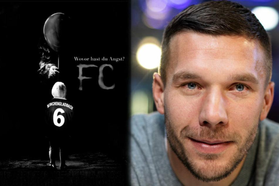 Mit dieser Nachricht teilt Lukas Podolski vor dem Derby gegen Gladbach aus