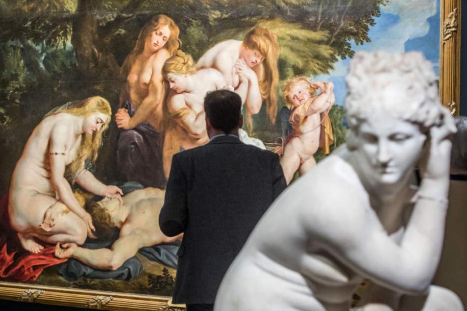 Auch Rubens antike Vorbilder werden zu sehen sein.