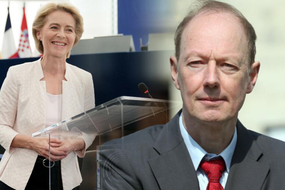 """Satire-Politiker Sonneborn: """"Wir sollten Europa nicht den Leyen überlassen"""""""