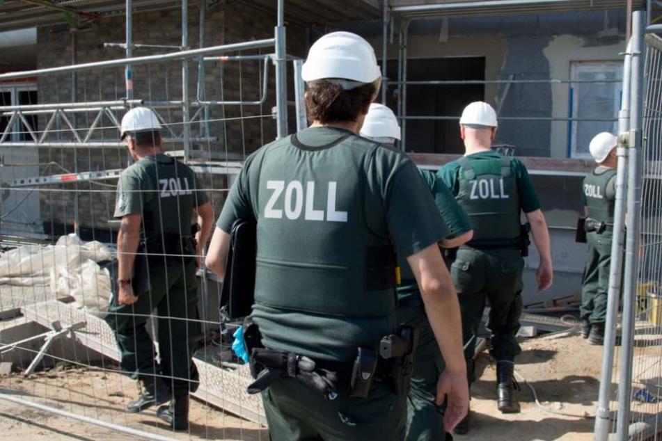 Kontrolle auf dem Bau: Zollbeamte decken Millionenbetrug auf