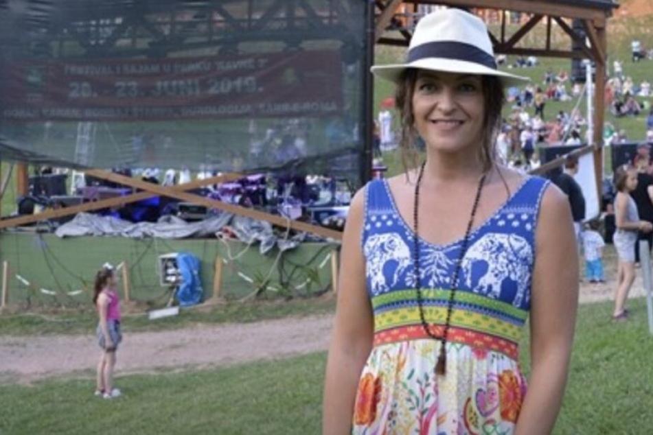 Marina Trost (43) kam von einem Tauchgang im Südpazifik nicht mehr zurück.