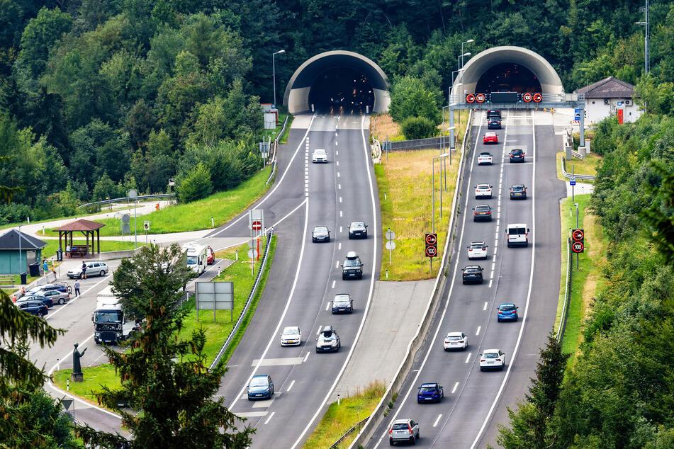 Auf einer österreichischen Autobahn geschah das Unglück. (Symbolbild)