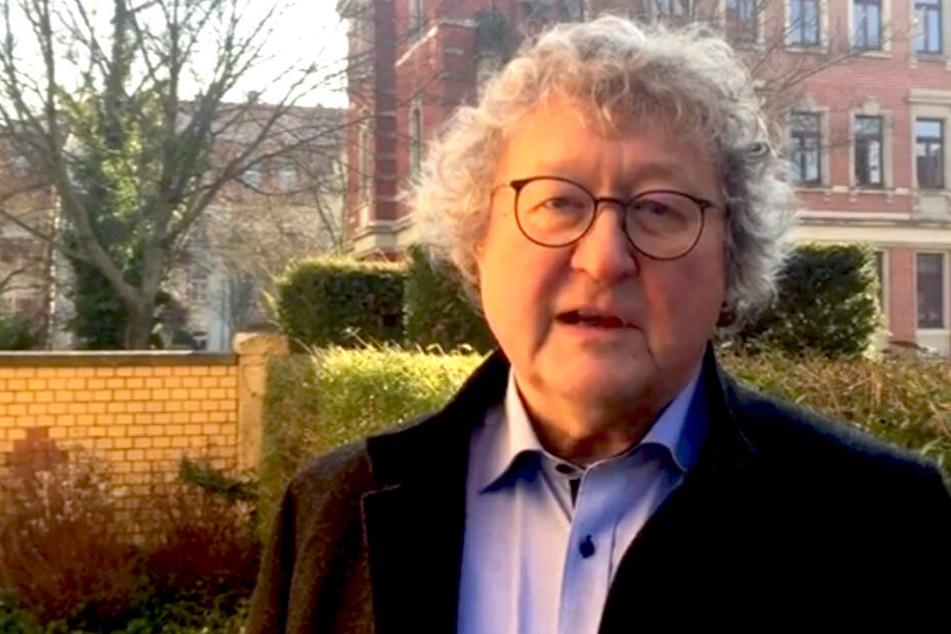 Per Video auf Facebook: Professor Patzelt erklärt die Gründe der TU Dresden zu Absage aus seiner Sicht.