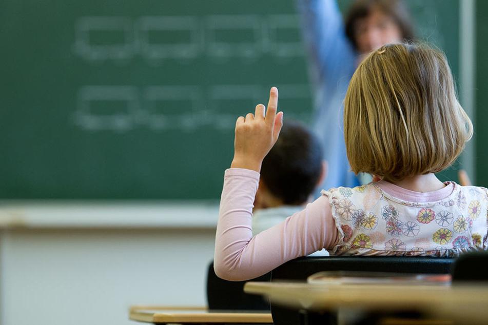 Die Mädels in Leipzig haben in der Schule anscheinend die Nase vorn.