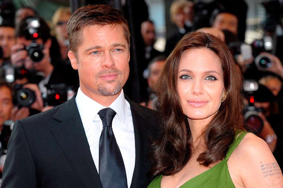 So glamourös und glücklich ging das frühere Paar Jolie-Pitt im Mai 2008 über den roten Teppich.