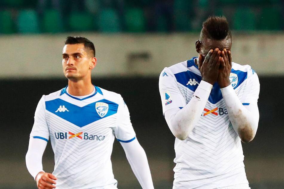 Wieder Ärger! Skandal-Profi Mario Balotelli nach Trainings-Zoff aus Kader gestrichen