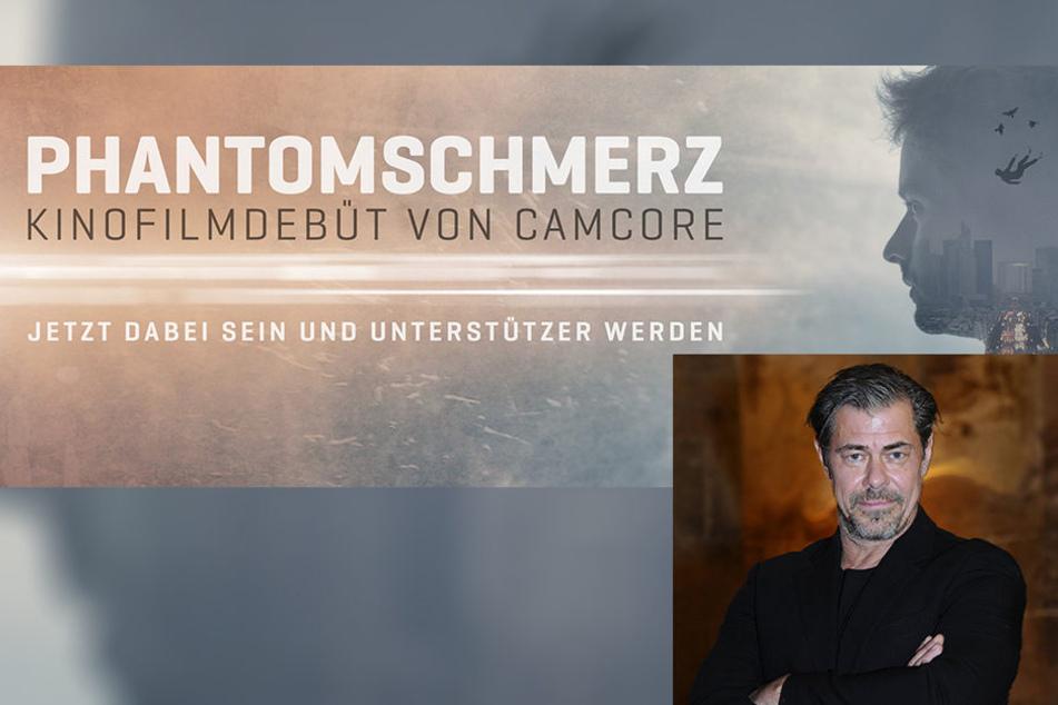 """Sven Martinek wird eine der Hauptrollen in """"Phantomschmerz"""" spielen."""