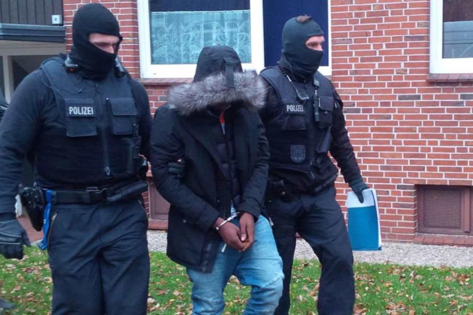 Der Haftbefehl gegen einen der beiden Beschuldigten konnte am Mittwoch vollstreckt werden.