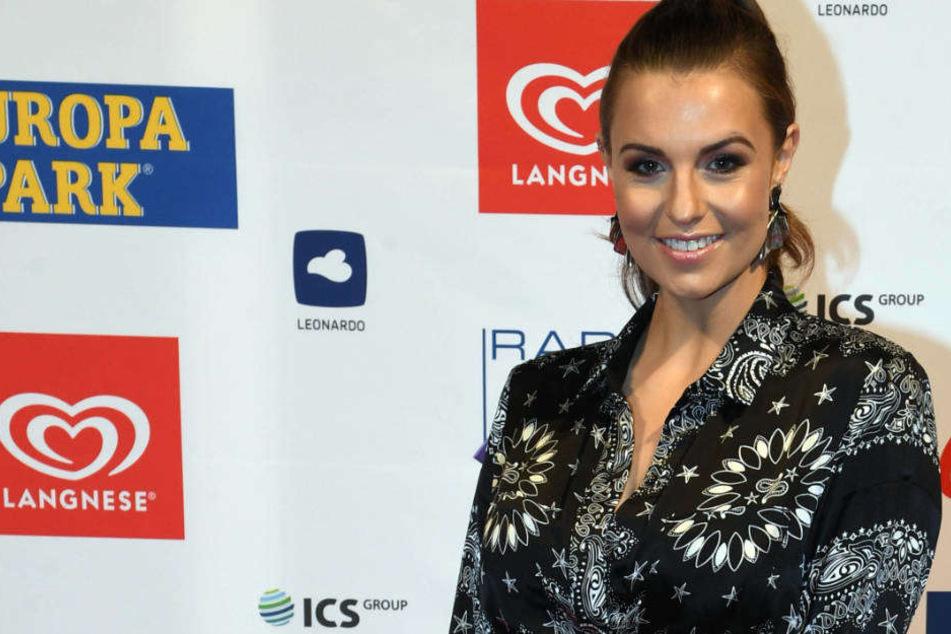Laura Wontorra freut sich auf die Übertragungen aus der Europa League.