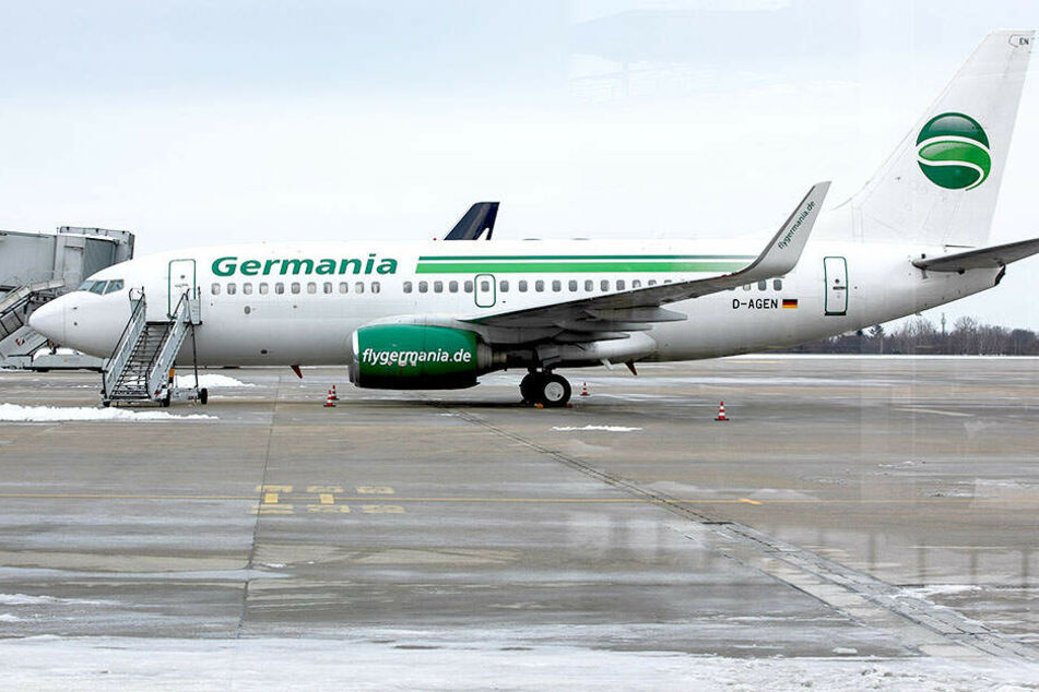 Die Pleite der Fluggesellschaft Germania wurde in dieser Woche bekanntgegeben.