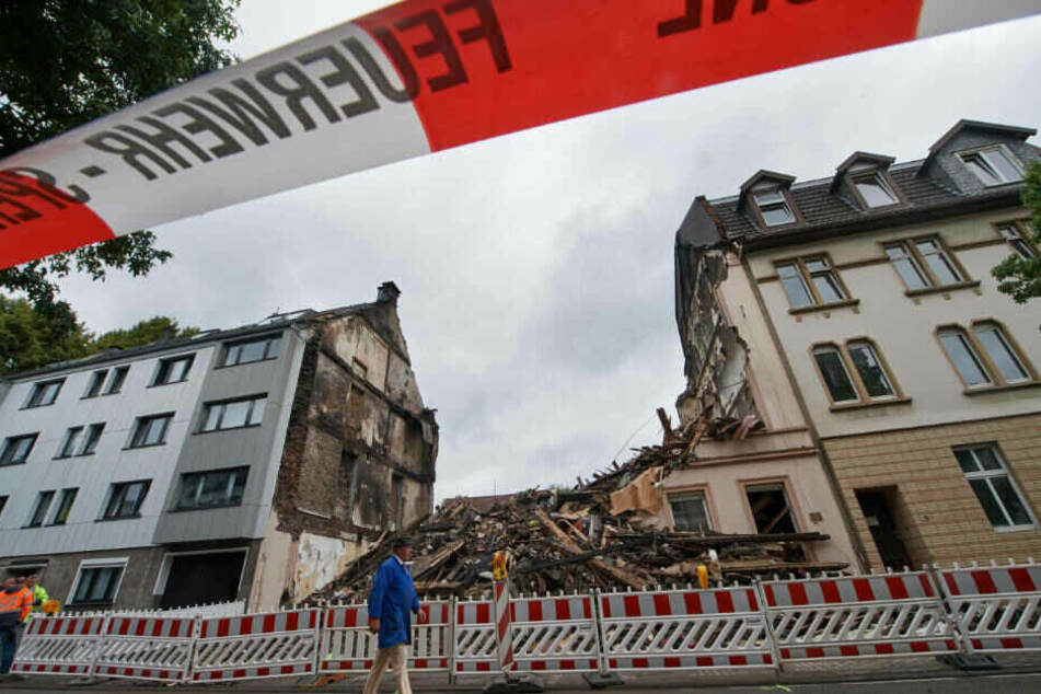 Die Explosion ereignete sich im Juni 2018.