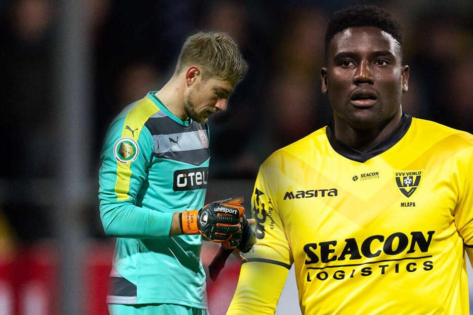 Mlapa und Unnerstall kassieren heftige Klatsche: Ajax haut Venlo weg!