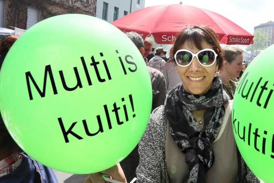 Berlin ist gelebtes Multi-Kulti. Menschen aus 200 Nationen sind hier gemeldet.