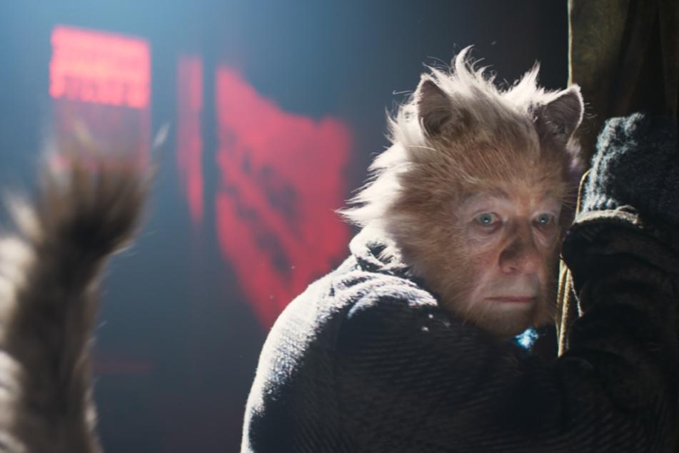 Auch Hollywood-Star Ian Mc Kellen wirkte in dem fragwürdigen Film-Musical mit.