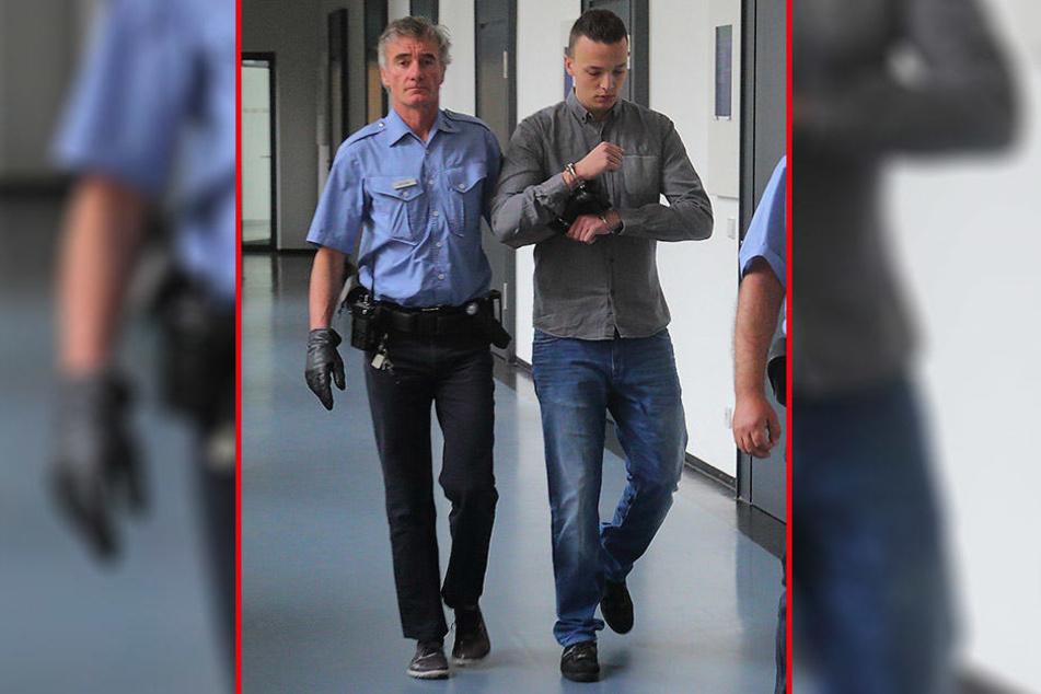 Im Jahr 2015 musste sich der junge Granit M. wegen Drogenhandels und einer Messerstecherei vor Gericht verantworten.