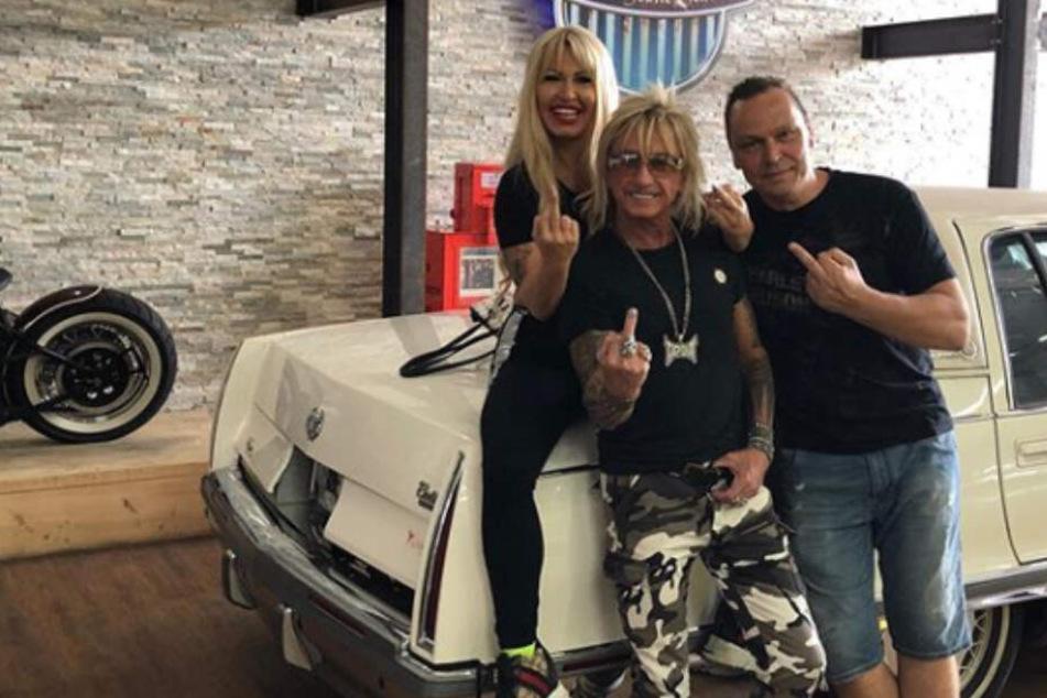Nach Cadillac-Drama: Bert Wollersheim und seine Ginger kann jetzt alles egal sein