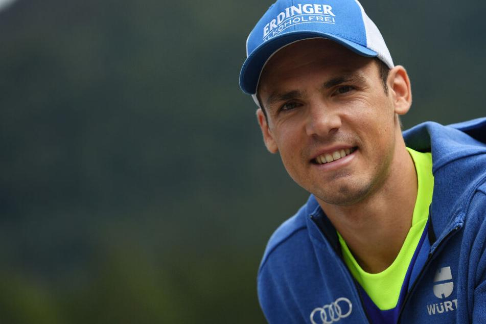 Biathlon-Star Simon Schempps schwerer Weg zurück: Jetzt greift er bei der WM wieder an