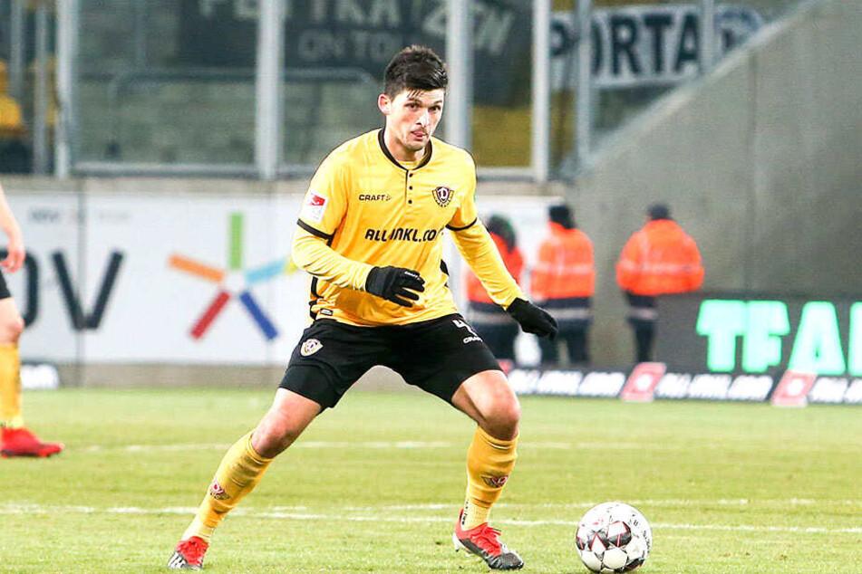 Sowohl im defensiven Mittelfeld als auch in der Abwehr wurde Jannis Nikolaou bereits aufgeboten.
