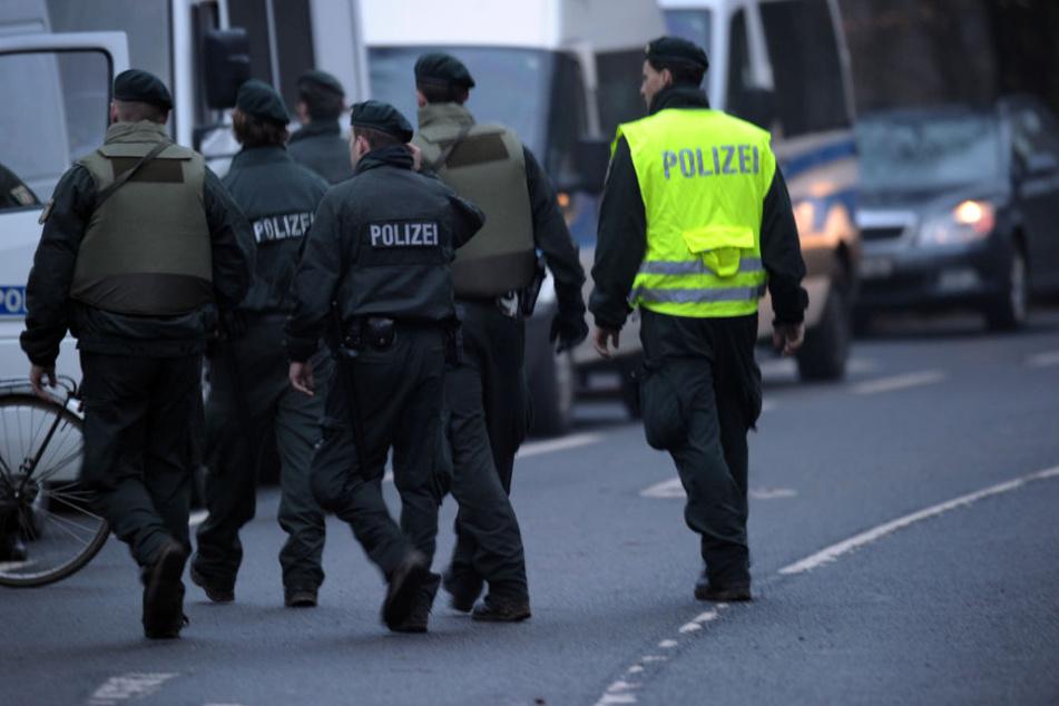 Einen fremdenfeindlichen Hintergrund schließt die Polizei bislang aus (Symbolbild).