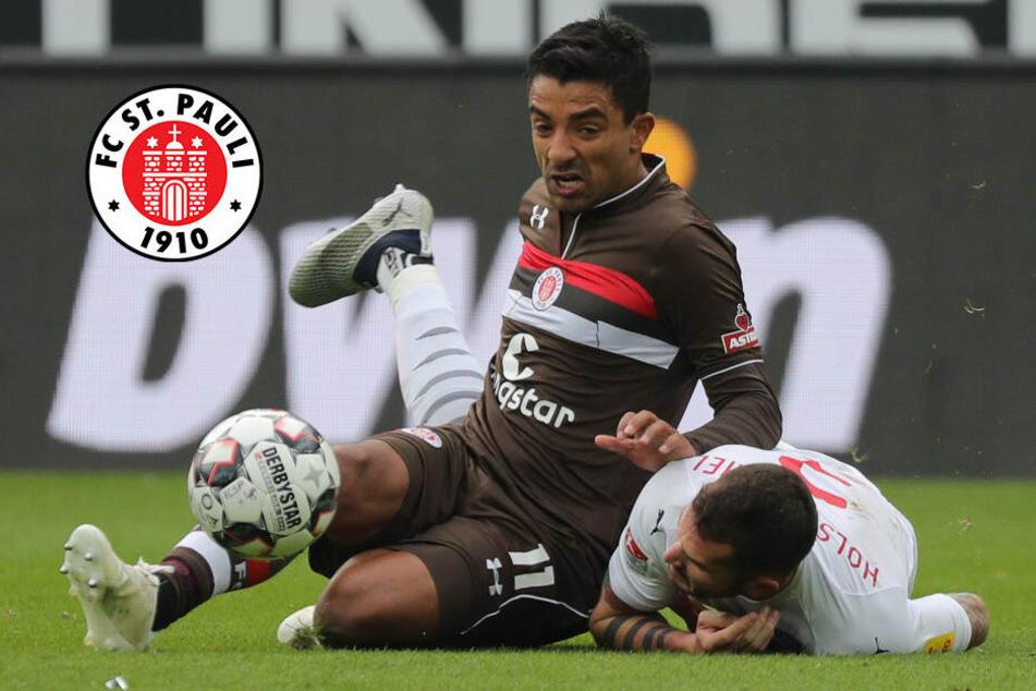 Nur bei Aufstieg: Zukunft von Allagui beim FC St. Pauli geklärt