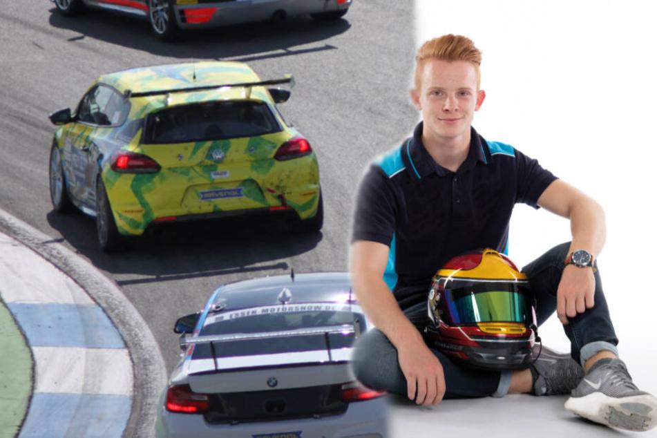 Er hat Sachsens schnellsten Traum: 18-Jähriger will unbedingt in die DTM