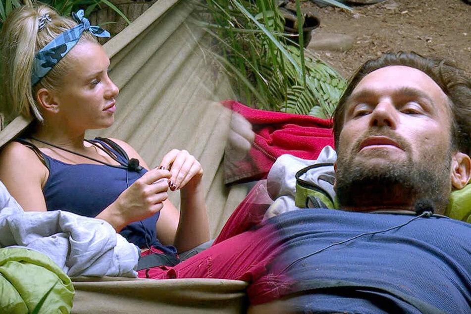 """Dschungelcamp: Evelyn ist sich sicher: """"Ich liebe dich Yotta!"""""""