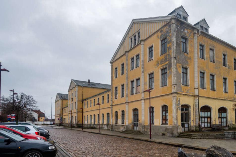 Einbrecher sind in Freiberg in das Reisezentrum am Bahnhof eingestiegen. (Archivbild)