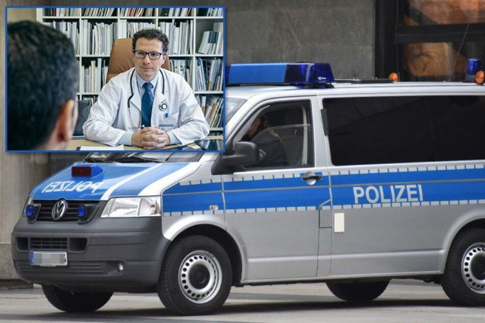 Mann erzählt Arzt von toter Frau - Festnahme