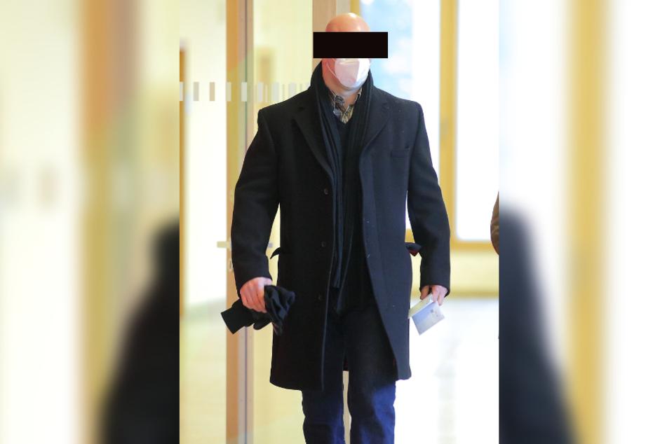 Sebastian R. (42) muss sich wegen Körperverletzung vor dem Amtsgericht Dresden verantworten.