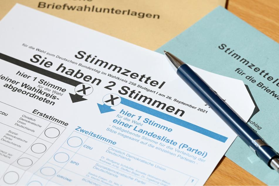 In Stuttgart, Mannheim, Freiburg und Karlsruhe sind rund zwei Wochen vor der Abstimmung am 26. September deutlich mehr Anträge auf Briefwahl eingegangen als bei der Bundestagswahl 2017.