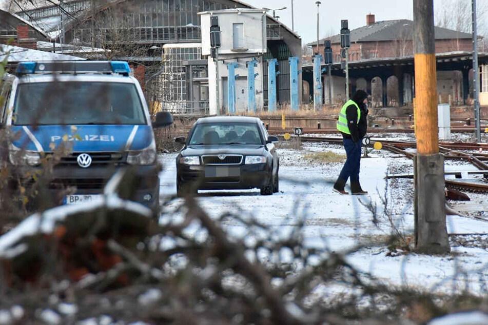 Die Bundespolizei hatte nach dem Vorfall die Gleise rund um die Uhr bewacht.