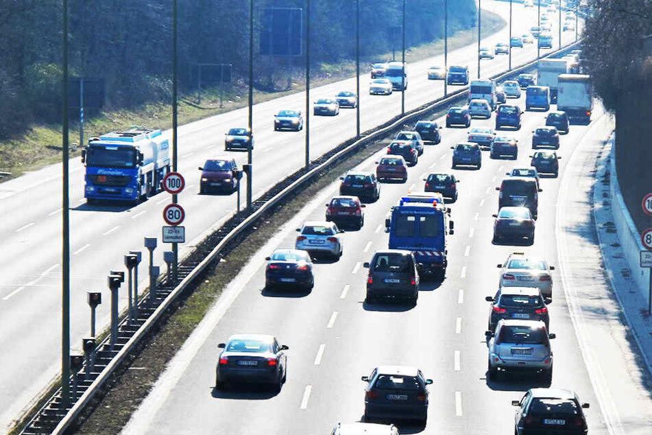 Auf dem OWD staut es sich zum Berufsverkehr oftmals kilometerweit.