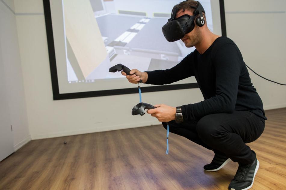 Training in künstlichen Welten: Diese bekannte Firma setzt auf Virtual Reality