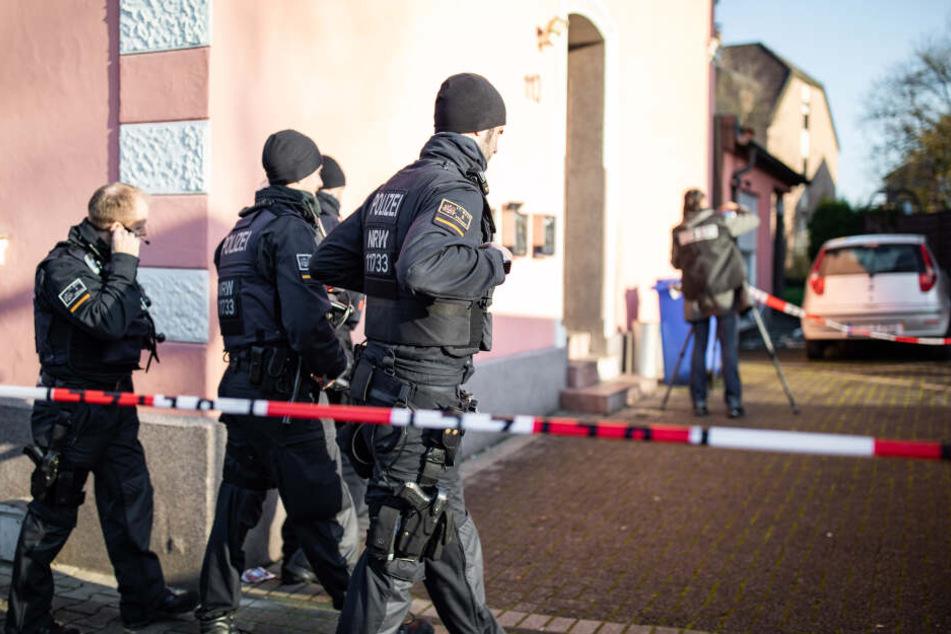 SEK-Mann angeschossen: Schütze in U-Haft