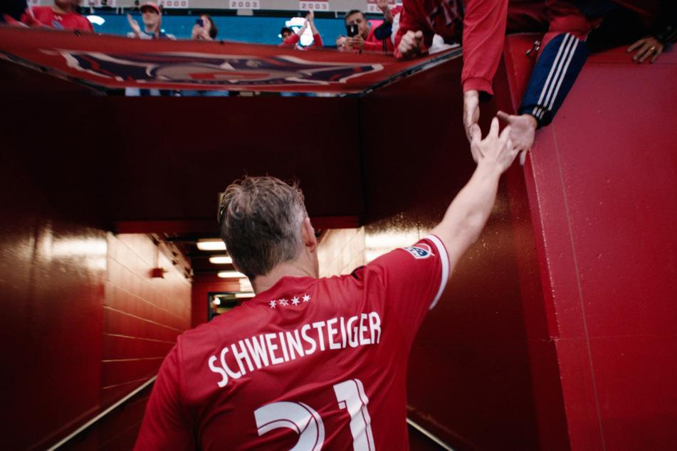 Bastian Schweinsteiger ließ seine Fußballkarriere in den USA bei Chicago Fire ausklingen und beendete sie zum 1. Januar 2020.